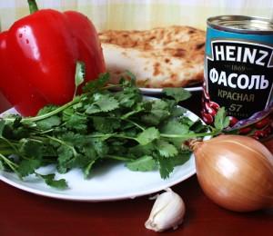 фасоль по-мексикански