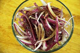 tepliy salat