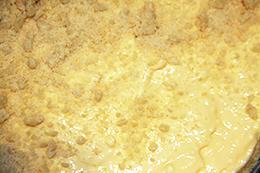 Королевский творожный пирог фото