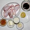 медовая курочка и лимонный рис ингредиенты