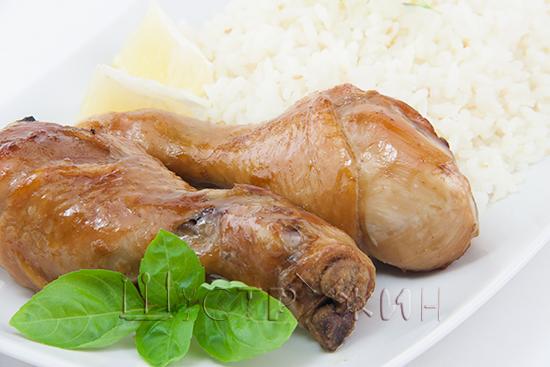 курица в меду рецепт приготовления