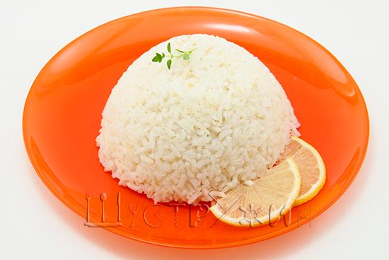 лимонный рис рецепт приготовления