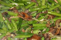 зеленая фасоль рецепт пошагово
