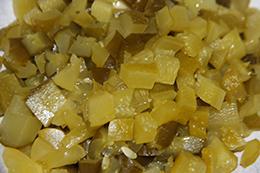салат с шампиньонами пошагово