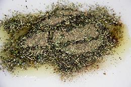 Говяжье филе с травами фото