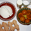 тирамису с персиками