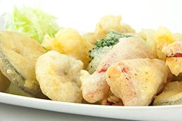 вегетарианская темпура