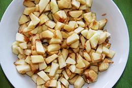 яблочные конвертики фото
