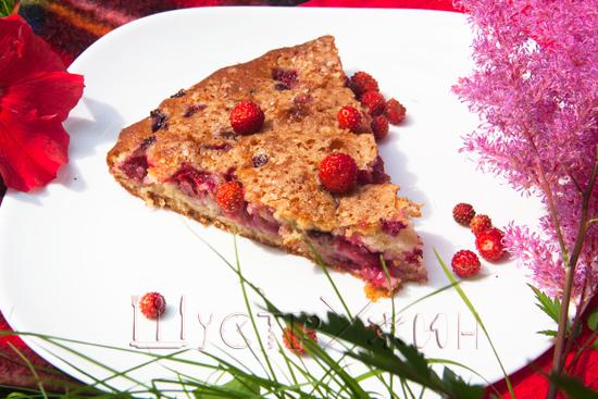 ягодный пирог рецепт