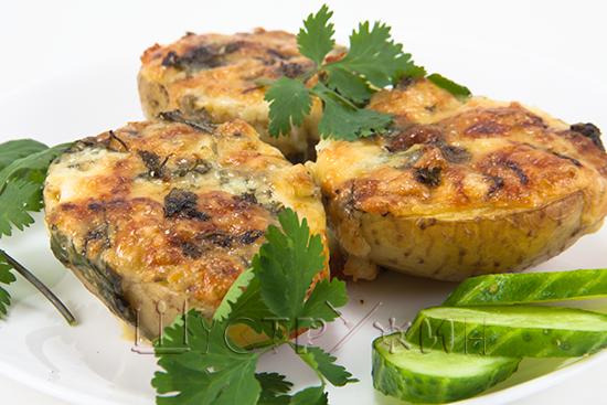 Картошка по-турецки, рецепт