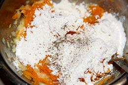 Оладьи из тыквы с имбирем пошагово фото
