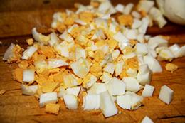 Американский картофельный салат пошагово фото