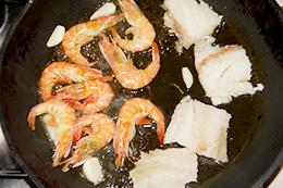 Паэлья с морепродуктами как приготовить фото