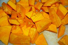 Паста с соусом из тыквы как приготовить фото