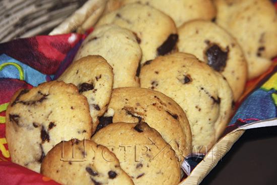 рецепт печенья американер