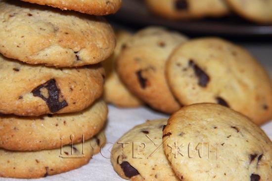 Печенье американо, рецепт