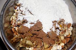 шоколадный панфорте рецепт пошагово фото