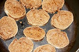 селедка под шубой на хлебе пошагово фото