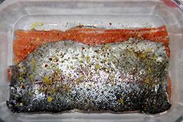 как приготовить соленую рыбу