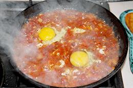 яичница шакшука рецепт пошагово фото