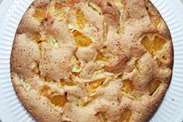 сладкий пирог с апельсином рецепт пошагово фото