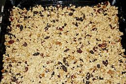 гранола рецепт пошагово фото