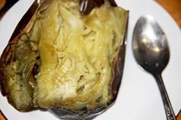 Мусс из баклажанов рецепт пошагово фото