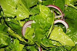 Цитрусовый салат с лососем и апельсином как приготовить фото
