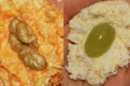 сырные шарики на закуску как приготовить фото
