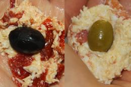 закусочные шарики с сыром рецепт пошагово фото