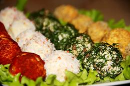 сырные шарики рецепт пошагово фото