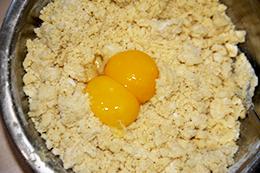 ванильные рогалики рецепт пошагово фото