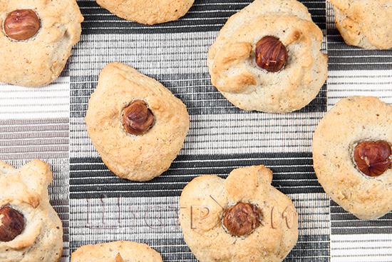 ореховое печенье, рецепт