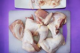 Чкмерули, цыпленок в сливках как приготовить фото