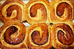 финские dallaspulla булочки с творогом рецепт пошагово фото