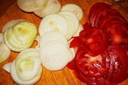 Запеканка с рыбой и овощами как приготовить фото