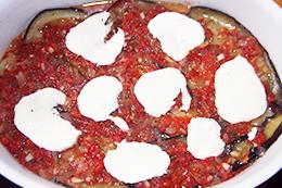баклажаны с сыром и томатным соусом как приготовить фото