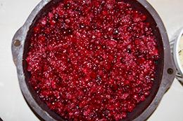 вкусная пирог с брусникой, как приготовить фото