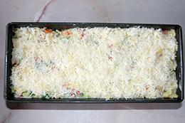 картофельный террин с овощами на ужин, как приготовить фото