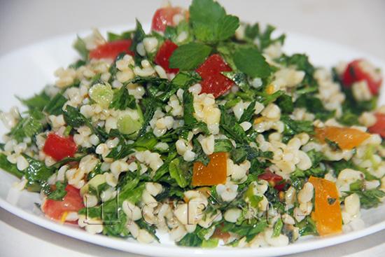 арабский салат табуле, рецепт